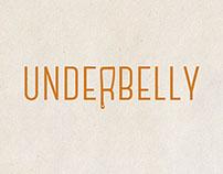 Underbelly | Conceptual Rebranding