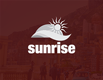 Sunrise | A Travel Website Design
