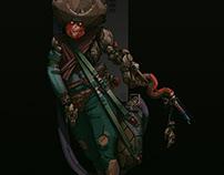 Skull valor