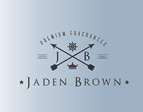 Concept Perfume Branding | JADEN BROWN