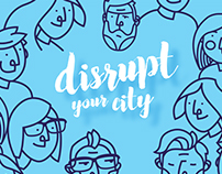 Illustration - Disrupt Your City