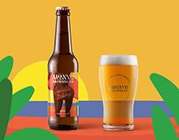 MONYO craft beer brewery rebranding