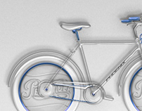 Glass bike - Pepsi × Chenman × Pheonix