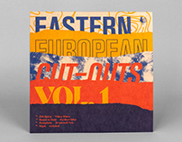 Eastern European Cut–Outs Vol. 1 Record Cover