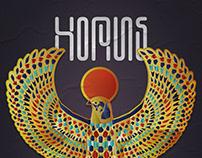 """Pharaohs project hashtag#No.3 - """"HORUS"""""""
