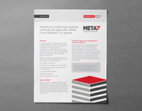 META7 Solution Brief for ORACLE