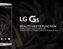 LG G5 Concept Design