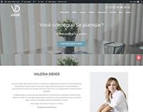 Website Valeria Didier Coach