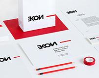 Ekon Office Branding Materails Design