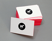 Design logo / identity for Pink Pony Photography