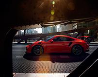 Porsche 911 GT3 - CGI