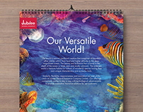 Jubilee Calendar 2019