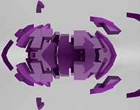 Shattered 3D Animation