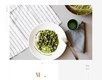 Sartoria Website
