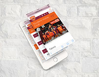 Virginia Tech Athletic Fund | Web Design + Development