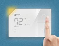 AirPro HVAC and Thermostat