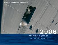 Memoria Anual Autoridad Portuaria Ferrol - San Cibrao