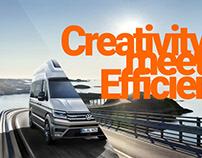 Behind the scenes: CGI @Volkswagen -Interview