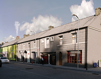 Tenement House Street (CGI)
