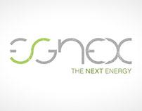 Egnex branding