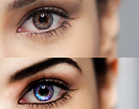 Galaxies Eyes - Manipulation