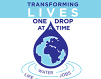 """""""One Drop"""" Water Campaign"""