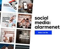 alarmenet - social media