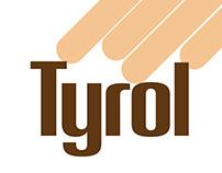 Tyrol font