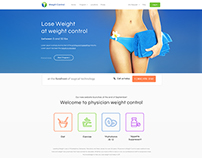 Weight Loss Mockup