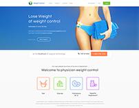 Weight Loss Mockup