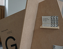 Galerie Guide - Installation