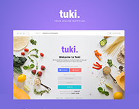 Tuki - Your Online Dietitian