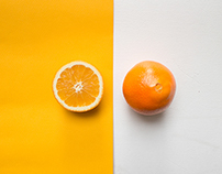 Minimal Food Photography //
