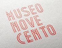 MUSEO NOVECENTO (Proposta Rebranding)