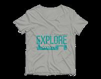 IIITA explore t shirt concept