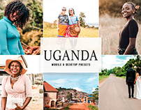 Free Uganda Mobile & Desktop Lightroom Presets