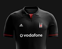 Beşiktaş - Soccer Kit