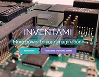Inventami - Powerful Single Board Computer (SBC)