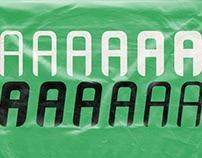Zigfrida Typeface