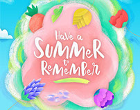 Rustan's Supermarket: Have a Summer to Remember