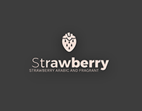 Strawberry Cream |  Logo and Packaging