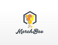 MerchBee - UX project (via Toptal)
