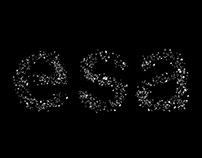 ESA: European Space Agency Branding Concept
