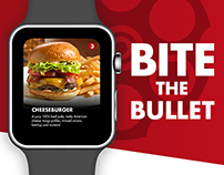 Bite the Bullet - Apple Watch Application