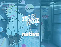AGLXY for Native Shoes