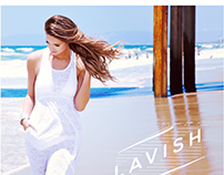 Lavish Beach Branding