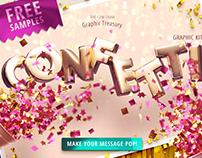 Confetti Party — $8