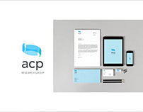 ACP Research group identity design