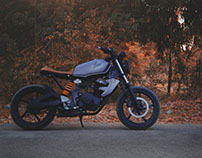 First Instinct Motorcycle