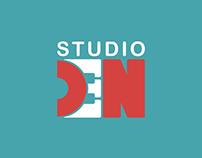 Brand Identity - Studio Den